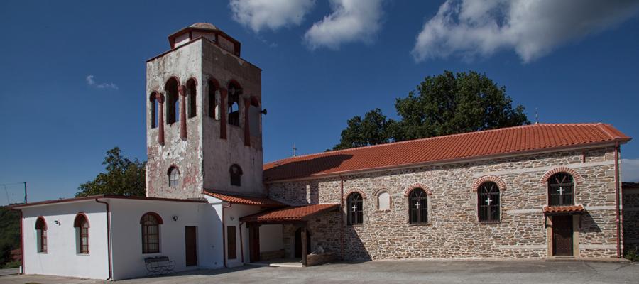 Saint Georgios church