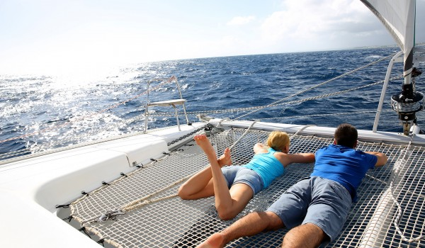 Sailing cruises from the port of Nikiti