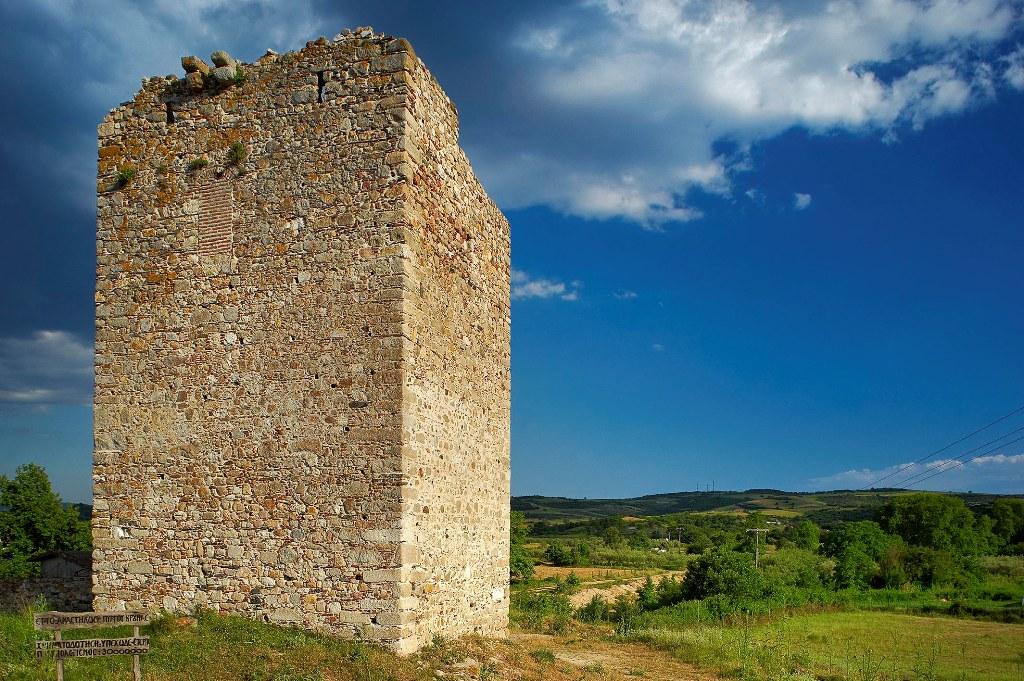 Tower of krouna