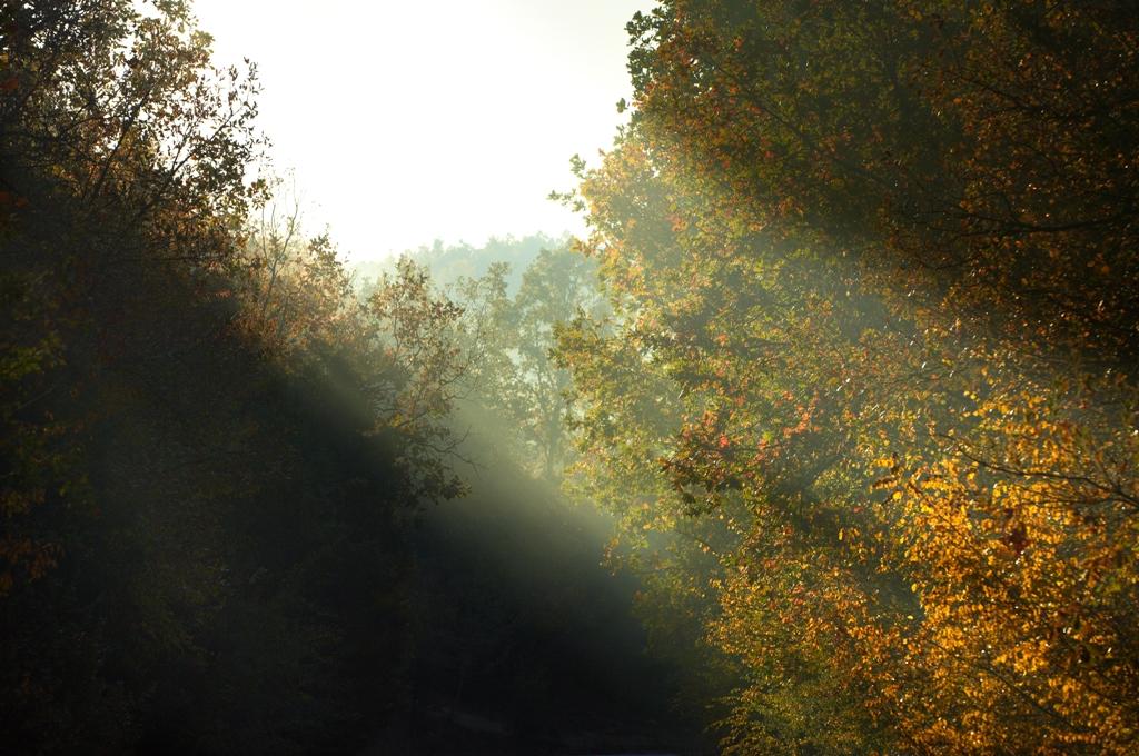 Sunrise at Mountain Holomontas