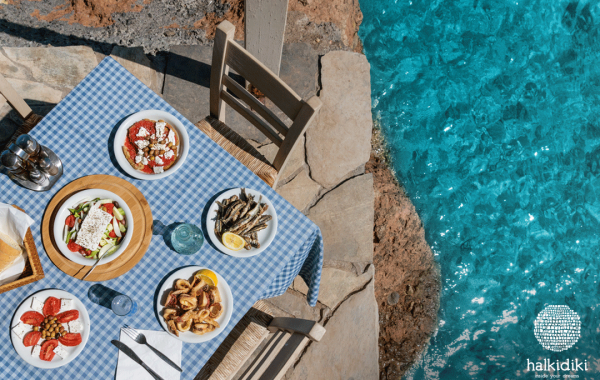 Foodie & Wine Itinerary in Halkidiki