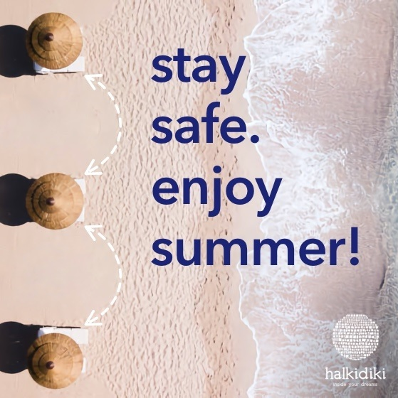Safety Advices for Visitors in Halkidiki