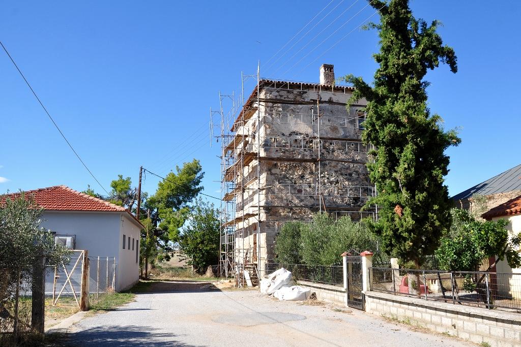 Zografou tower