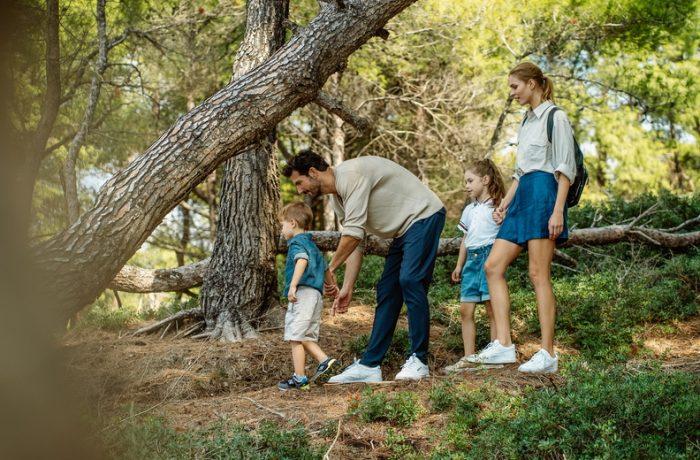Cele mai bune activități în aer liber pentru familii la Halkidiki