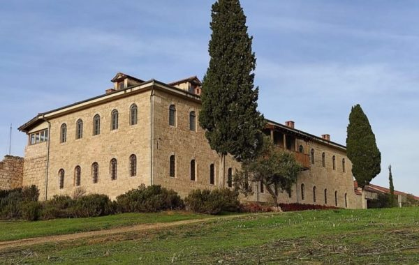 Byzantine Museum of Halkidiki – Monastic complex of Nea Flogita