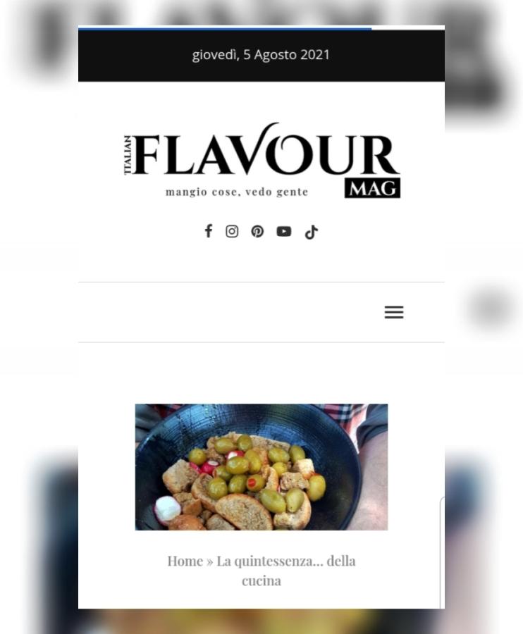 Calcidica | Italian Flavour magazine