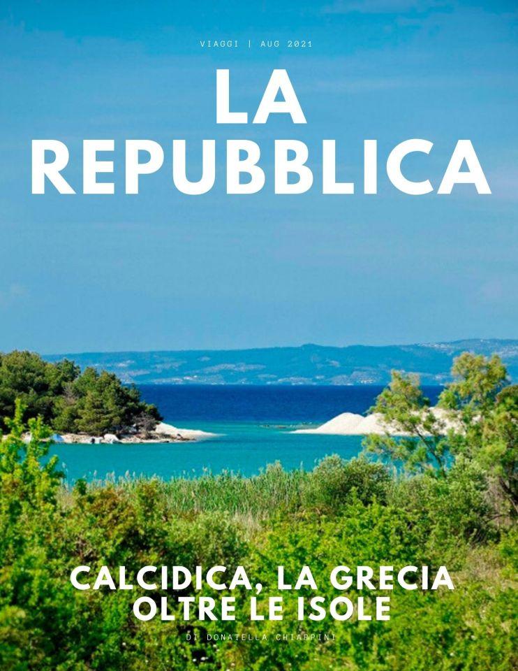 La repubblica | Calcidica