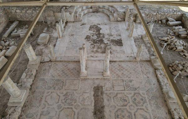 Sofronios basilica